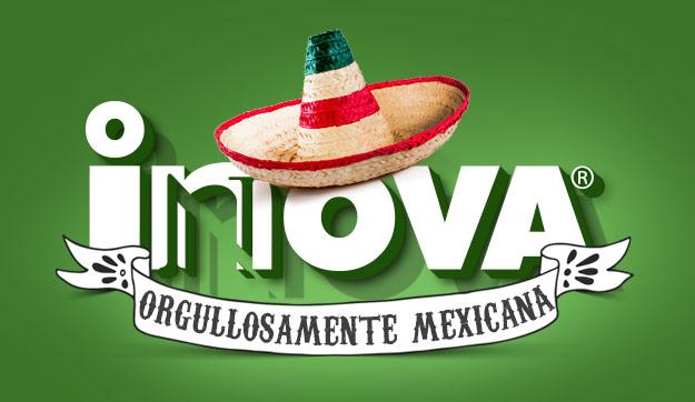 ¡Grupo Inova es orgullosamente mexicano!