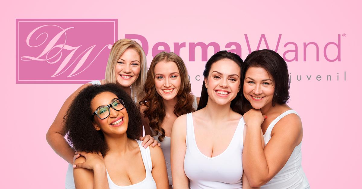 Las mujeres preguntan y DermaWand® responde