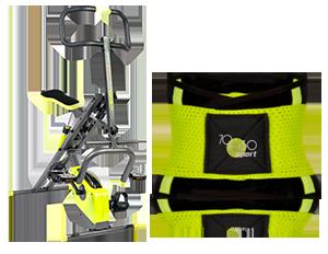 Body Crunch® Evolution + Cinturilla 70-30® Sport