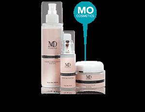 Kit Facial MO Cosmetics